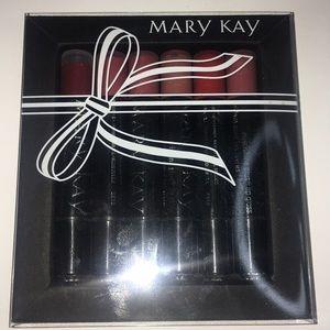 Mary Kay mini lip gloss set
